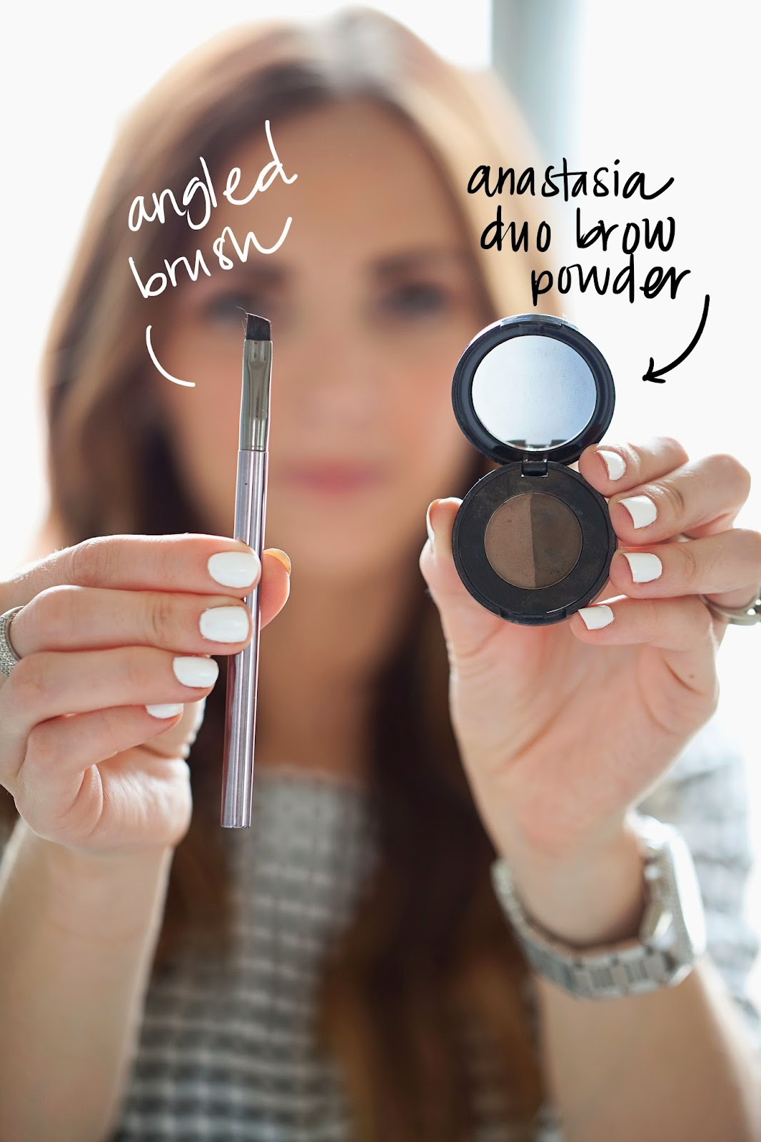 Eyebrow Tutorial: Merrick's Art // Style + Sewing For The Everyday Girl