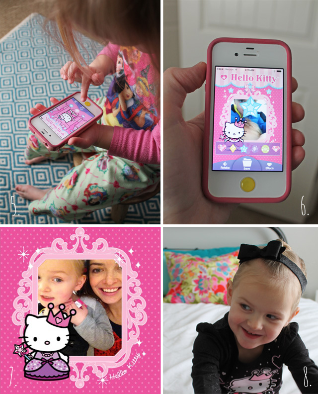 Let S Play Dress Up: Dress Up With Hello Kitty & KuKee
