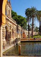 One of the Best Spanish cities is Seville to visit on a cycle tour of Andalucia