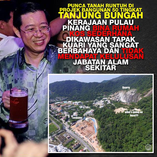 Ramai Bakal Mati Katak Projek RMM Kerajaan Negeri DAP? #LawanDAP #DAP