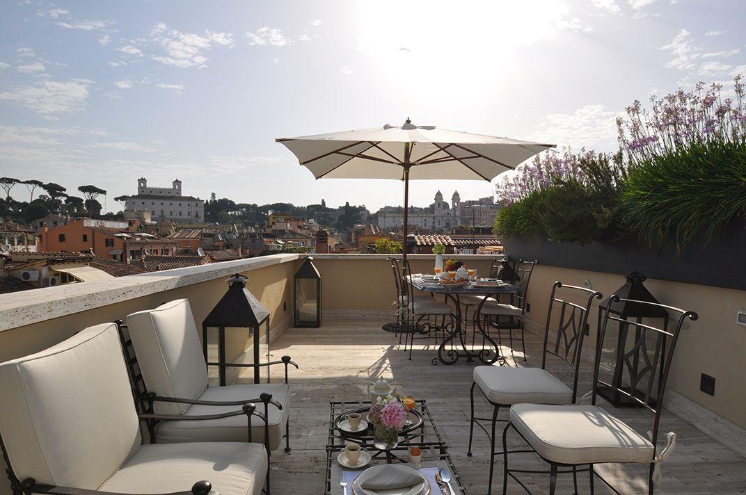 Hoteles de Roma