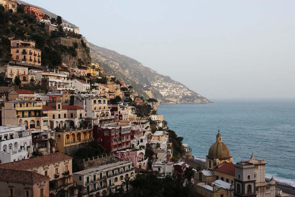 Amalfi | Cidade Turística da Itália