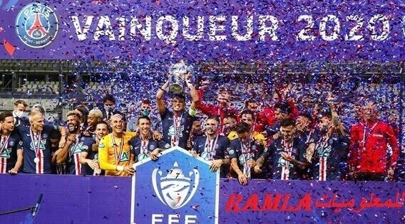 نهائي كأس الرابطة الفرنسية 2020, ماذا قدم أولمبيك ليون أمام باريس سان جيرمان,تحقيق الثلاثية التاريخية لـ باريس سان جيرمان ,محاولات عديدة لتجهيز كيليان امبابي لمواجهة أتالانتا