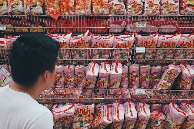 big c supermarket supercenter supercentre things to buy must buy mama tom yum seafood instant noodles