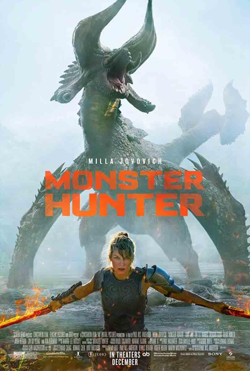 مشاهدة فيلم Monster Hunter 2020 مترجم
