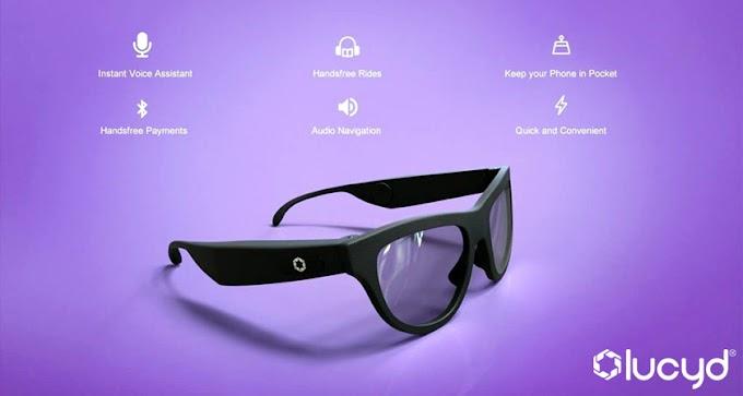 Sorteio de (4) Quatro Óculos Inteligentes