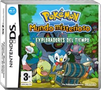 Pokemon Mystery Dungeon Explorers of Time