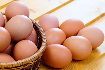 Eggs to grow your hair faster and thicker