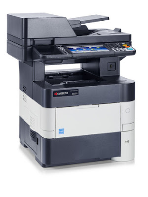 Kyocera Ecosys M3550idn Driver Download
