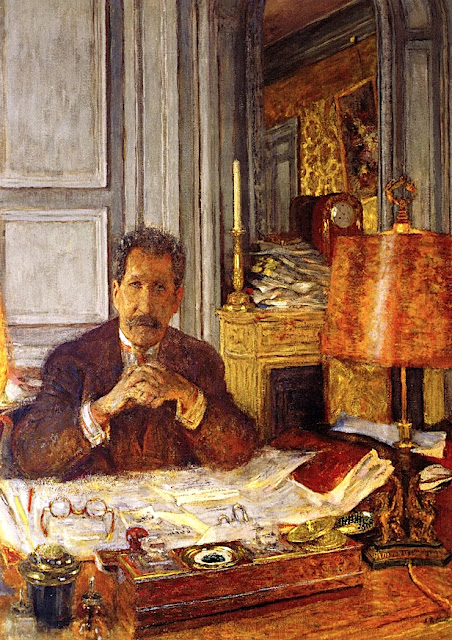 1928. Edouard Vuillard - Philippe Berthelot