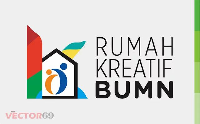 Logo Rumah Kreatif BUMN - Download Vector File CDR (CorelDraw)