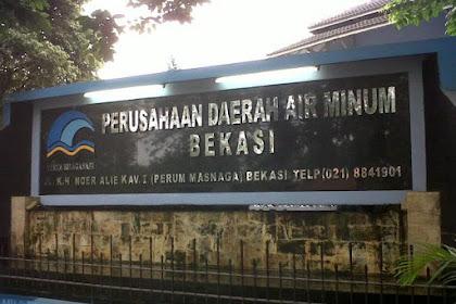 Cara Cek dan Bayar Tagihan PDAM Tirta Bhagasasi Kabupaten Bekasi