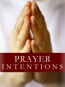 What is Intention of Prayer ?