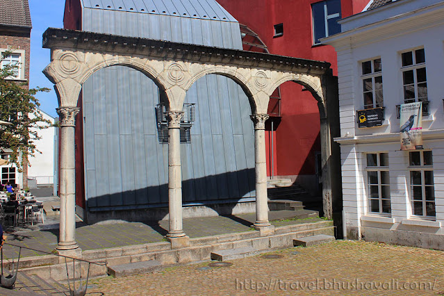 Roman Portico Top Things to do in Aachen