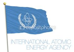 Flag of The International Atomic Energy Agency (IAEA)
