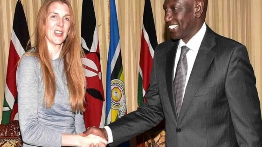 بريطانيا تدعو للحوار في النزاع البحري بين كينيا والصومال