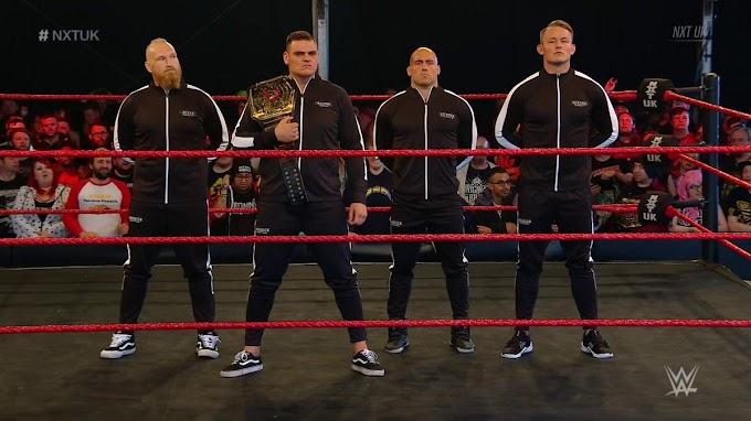Replay: WWE NXT UK 19/06/2019