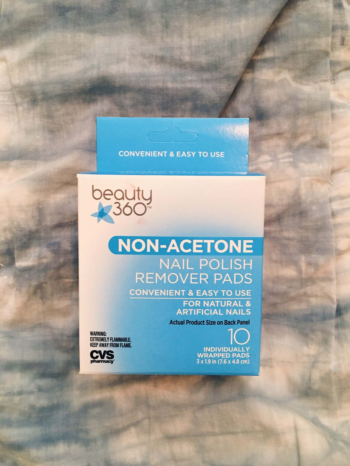 Nail Polish Remover Wipes Cvs - Creative Touch