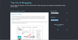 Blogger Template - Awesome Inc Neon