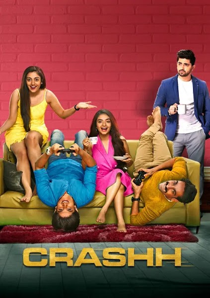 Crashh Season 1 Hindi 720p HDRip