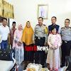 Kapolda Sulsel Jadi Penyemangat  Keluarga Alm Iptu Umar Kajang
