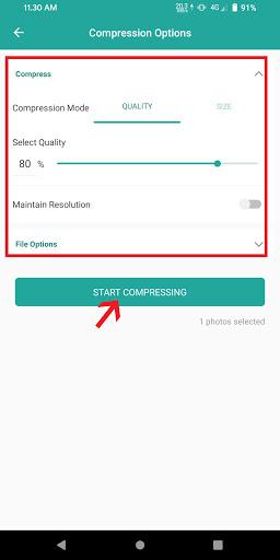 Cara compress gambar offline