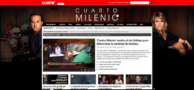 Micromundos enganchado a cuarto milenio for Cuarto milenio proximo programa