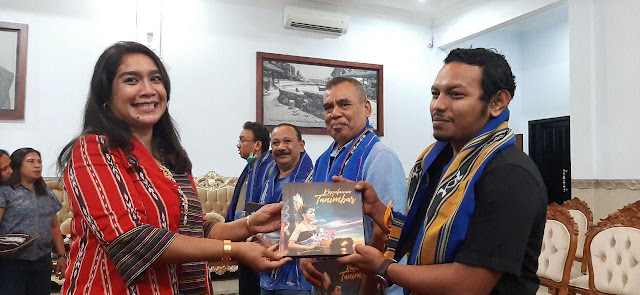 Kepulauan Tanimbar Siap Jadi Kawasan Konservasi Pesisir dan Pulau-Pulau Kecil di Maluku