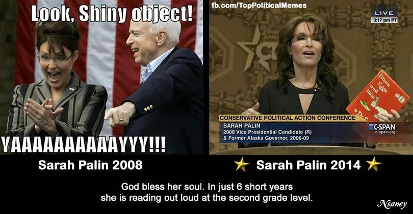 AMAZING SARAH PALIN MEMES: WHICH MEME YOU LIKE MOST ...  |Sarah Palin Meme