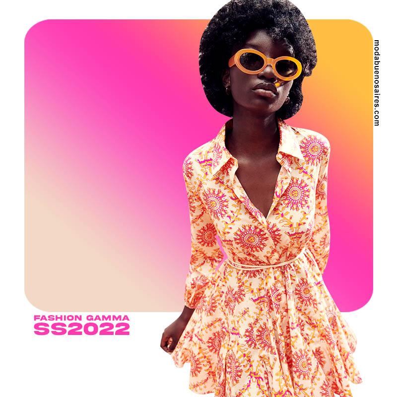 Colores de moda 2022