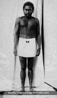 Wandee, hanged at Boggo Road Gaol, Brisbane, in 1901.
