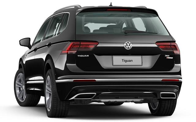VW Tiguan 2019 R-Line