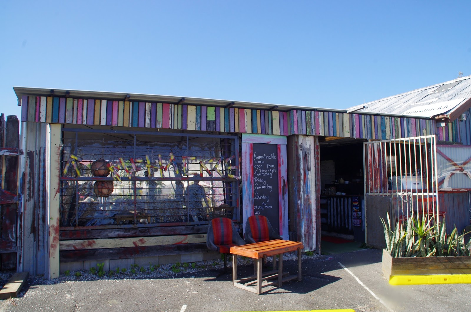 Gold Coast Shabby Chic Cafe