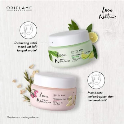 Produk Oriflame Serba Rp69.000 Selama April 2021