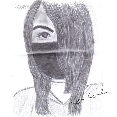celaena sardothien sketch