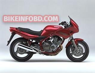 Yamaha XJ600S Diversion (1992-1997)