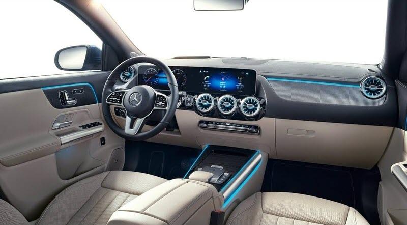 Mercedes GLC 2022 lộ hình ảnh đầu tiên