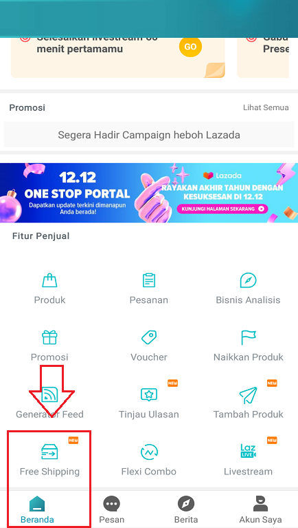 Cara Upload Produk Di Lazada : upload, produk, lazada, Tutorial, Lazada