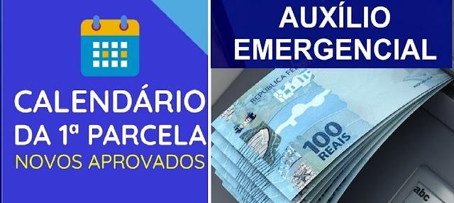 Governo ANUNCIA calendário para o novos aprovados no auxílio de R$ 600