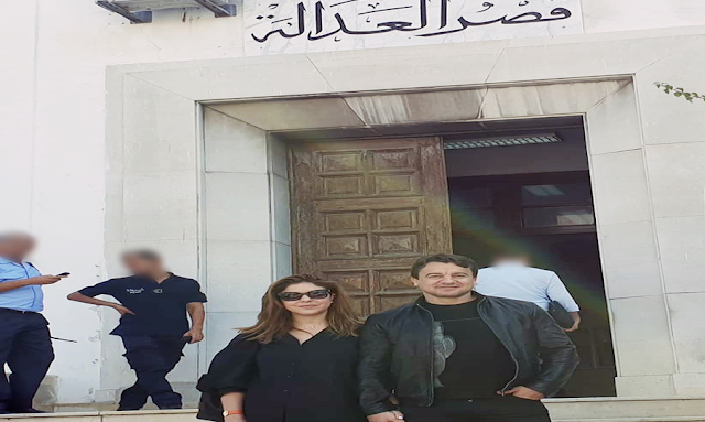 تحجير السفر على سامي الفهري وزوجته أسماء بن جماعي