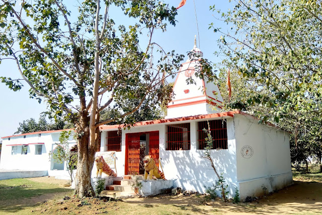 Mata Shakti Temple ,Hathkhoj
