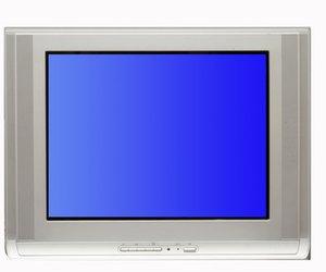 Cara Menghapus Coretan Dari Layar TV LCD