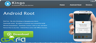 Kingroot APK Version 4.8.5 Latest setup