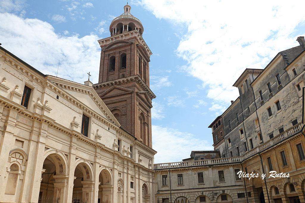 Basílica de Santa Bárbara, Mantua