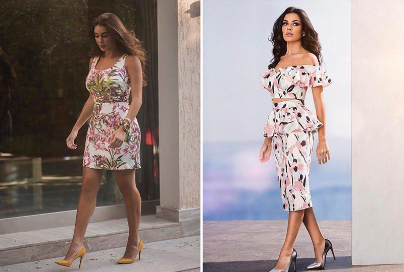 ياسمين صبري تتحول لنسخة طبق الأصل عن نادين نجيم