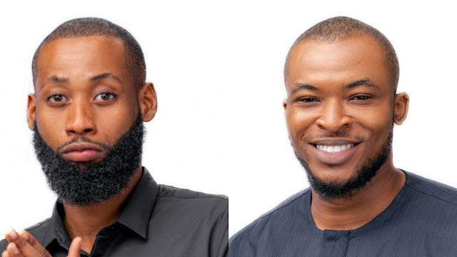 BBNaija 2020: Nigerians react to Eric, Tochi's eviction