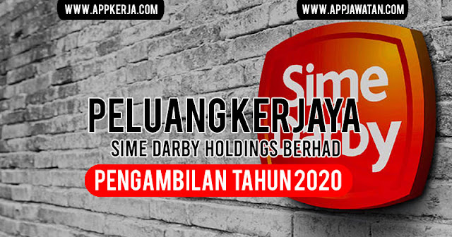 Jawatan Kosong di Sime Darby Holdings Berhad