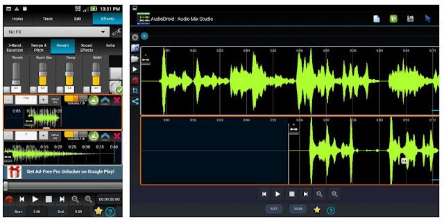 3 Aplikasi Edit Musik Terbaik Untuk Android Gratis