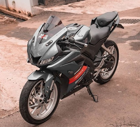 Desain All New Yamaha R15 Terbaru