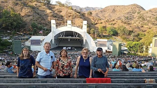 Gyülekezeti kimozdulás: Sergio Mendes koncert a HOLLYWOOD BOWL-ban + egy ráadás
